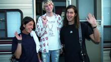 Nirvana: relembrando quando ganharam o 1º ônibus de turnê