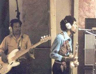 Billy Cox: baixista havia recusado entrar na banda de Jimi Hendrix no começo da carreira