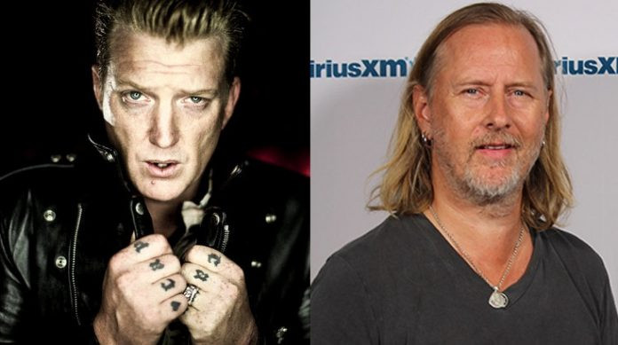 Queens of The Stone Age, Alice in Chains