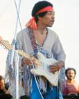 "Jimi Hendrix: ""foi um flashback que eu tive"", sobre tocar o hino nacional no Woodstock Festival"