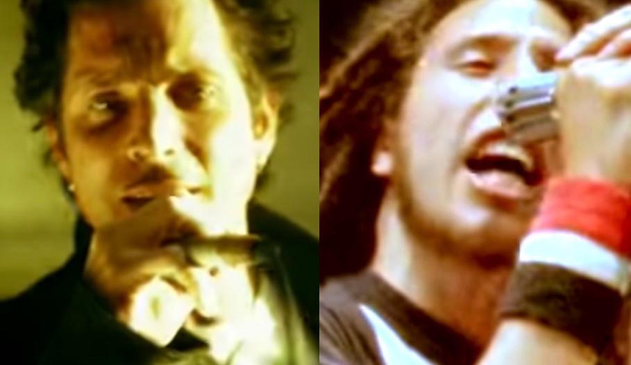 Audioslave, Rage Against The Machine