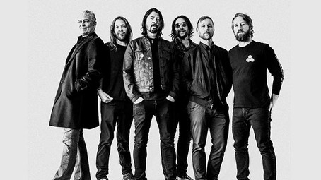 Foo Fighters: banda será incluída no Rock'n Roll Hall of Fame em 2021
