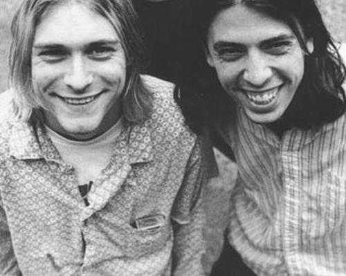 Nirvana, Foo Fighters
