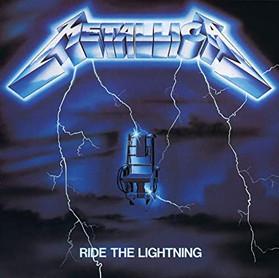 """Metallica: Top 20 músicas pela revista Kerrang - """"Ride The Lightning"""" (14)"""