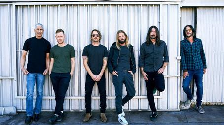 Foo Fighters: entrevista para a revista Entertainment Weekly - Parte 2/3