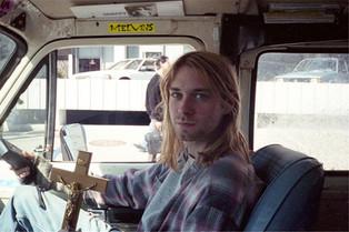 "Nirvana: ""não deixávamos Kurt Cobain dirigir a van nas turnês"""