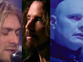 """Billy Corgan: """"é uma loucura contemplar que já perdemos Layne, Chris, Kurt, Scott e outros"""""""