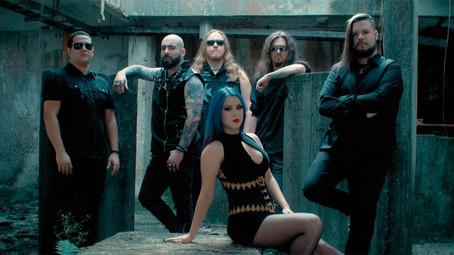 Semblant: gravando versão oficial de música do Lacrimosa a convite de Tilo Wolff
