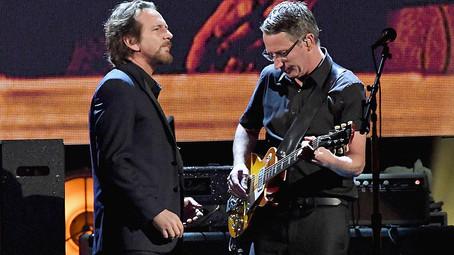 """Pearl Jam: """"todas as músicas que eu escrevo são para Eddie Vedder"""""""