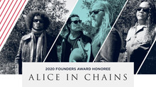 Alice in Chains: setlist e vídeo completo de evento tributo em Seattle