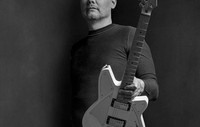 Billy Corgan: revelando quem é o cara mais legal do rock'n roll