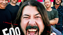 Foo Fighters: capa de revista da New Music Express 2021