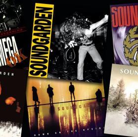 Soundgarden: guia para iniciantes; um lampejo de todos os álbuns de estúdio