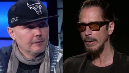 Chris Cornell: viúva admitiu que ele se sentiu mal pela desavença com Billy Corgan