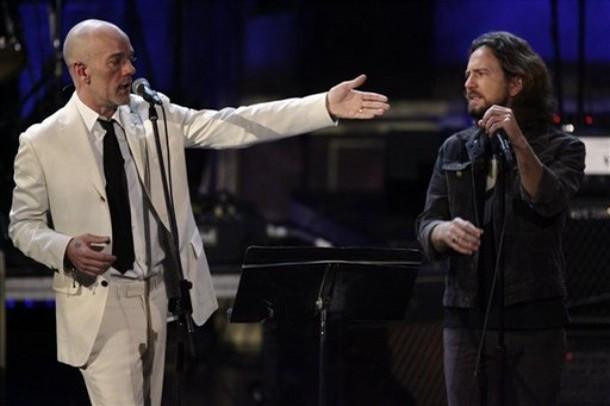 Pearl Jam, R.E.M