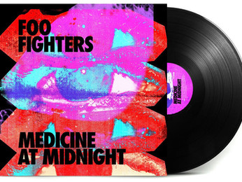 Foo Fighters: alcançando o seu 5º disco número 01 no Reino Unido
