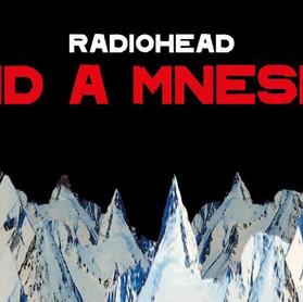 """Radiohead: exposição virtual com a PlayStation para relançamento dos discos """"Kid A"""" e """"Amnesiac"""""""
