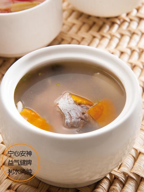 百合陈皮鲜鱼汤 (3份)
