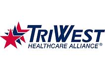 We accept TriWest health plans.