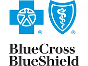 We accept BlueCross BlueShield health plans.