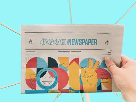 Daily Blog #7 - Good News