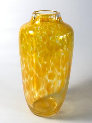 Large Saffron Vase
