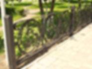 Ограда у могилы