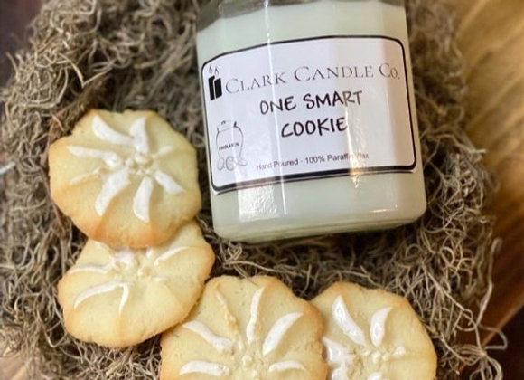 One Smart Cookie 16oz. Scented Candle