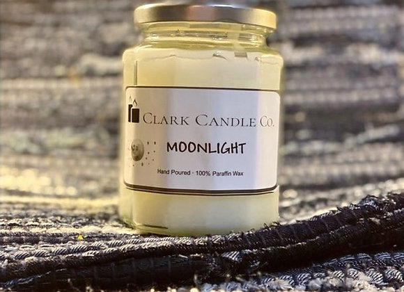 Moonlight 8oz. Scented Candle
