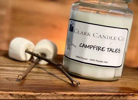 Campfire Tales 8oz. Scented Candle