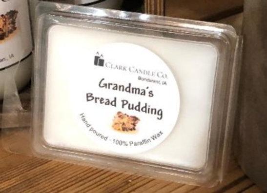 Grandmas Bread Pudding Wax Melt