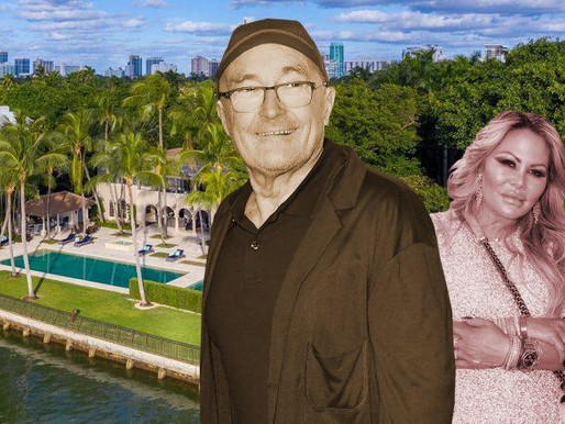 Phil Collins finds buyer for waterfront Miami Beach estate listed for $40M