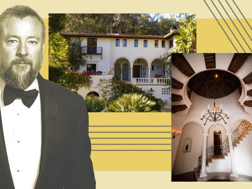 Vice Media co-founder Shane Smith wants $50M for SaMo mansion