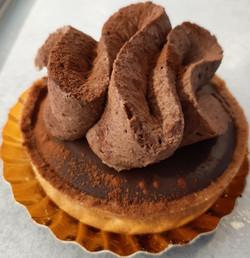 Tartelette Chocolat | #CitronMeringuéChâtillon
