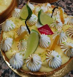 Tarte Citron Meringuée | #CitronMeringuéChâtillon