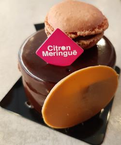 Délice Macaron | #CitronMeringuéChâtillon
