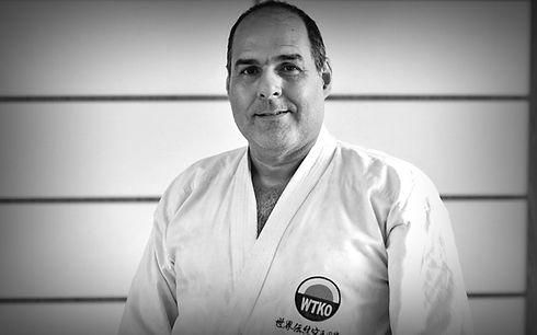 Karate Ribeirão Preto Roberto Sant'Anna