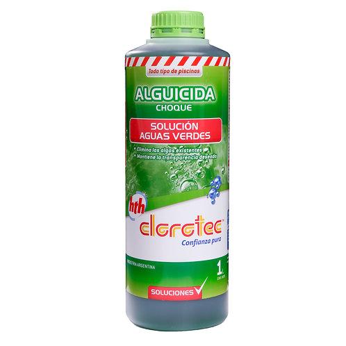 Alguicida Choque Clorotec x 10Lts