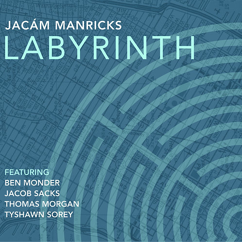 Labyrinth - CD (hard copy)