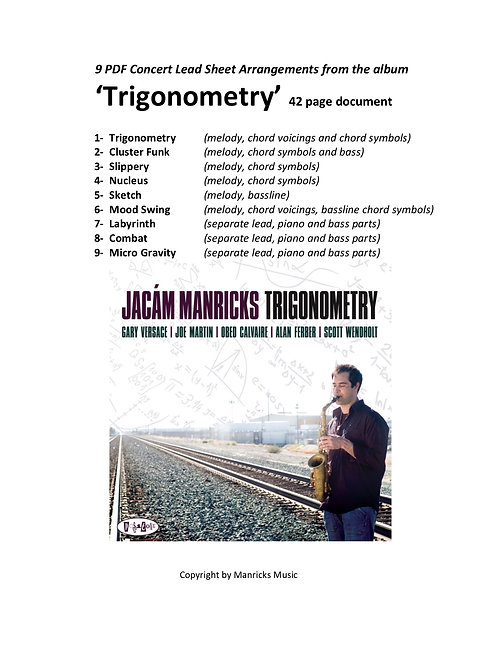 9 Arrangements From Trigonometry