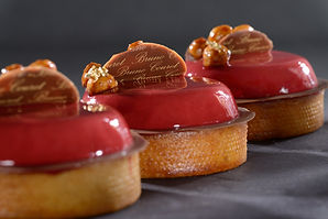 Pastries and Entremets