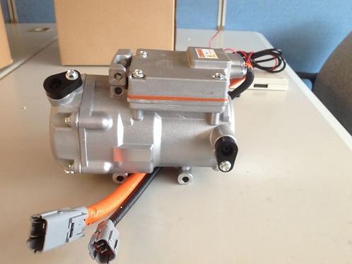 Compresor eléctrico de aire acondicionado