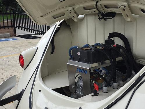 Sistema  72 V con baterias de litio INSTALADO