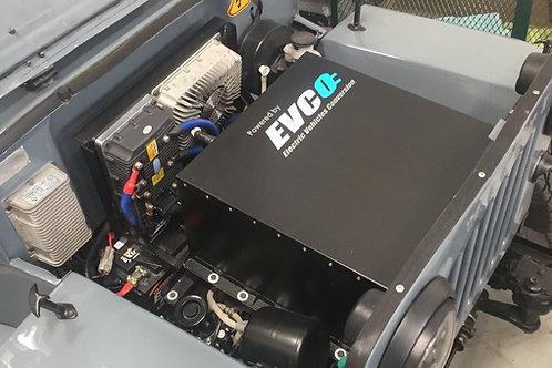 Sistema 108V con baterias de Litio INSTALADO