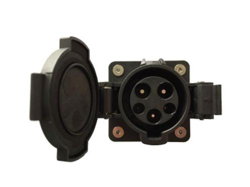 Conector SAEJ J1772 Tipo 1 Hembra