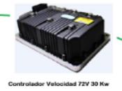 Controlador 72v
