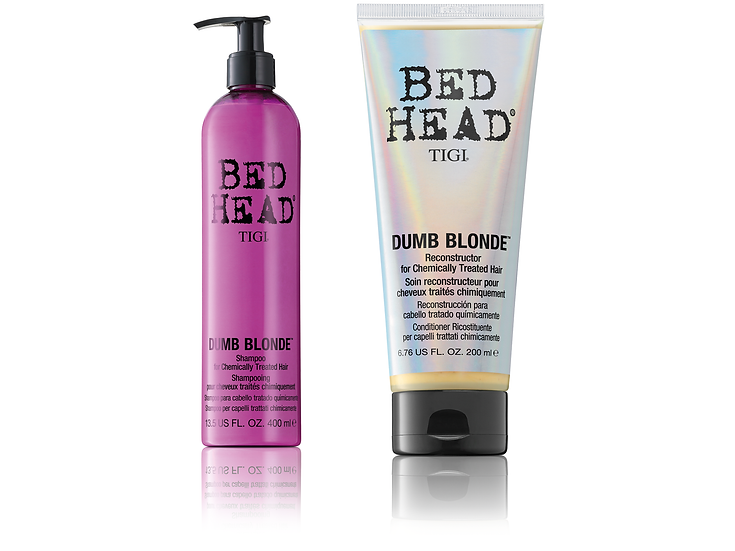 Dumb blond shampoo 400 + conditionner 200ml