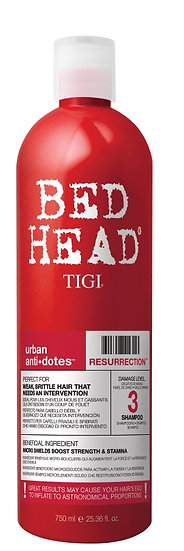 Urban anti+dotes Resurrection shampoo 750 ml