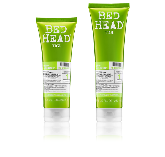Re-energize shampoo 250ml+ conditionner 200ml