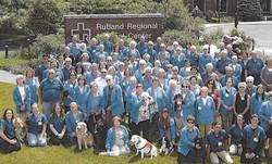 Rutland Hospital Volunteers